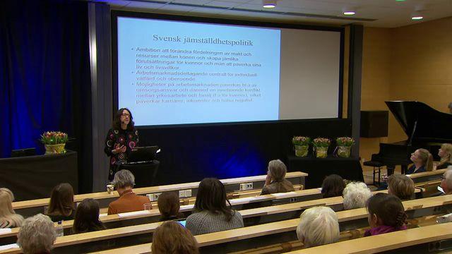 UR Samtiden - Kvinnors styrkor och möjligheter : Det evigt kvinnliga