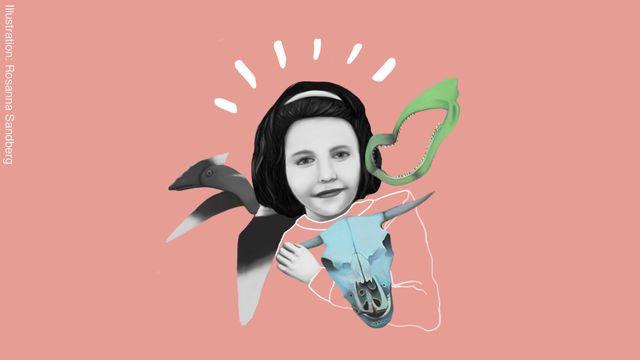 Barnen som förändrade världen : Daisys unika flygödla