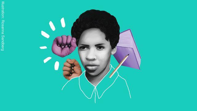 Barnen som förändrade världen : Glorias modigaste dag