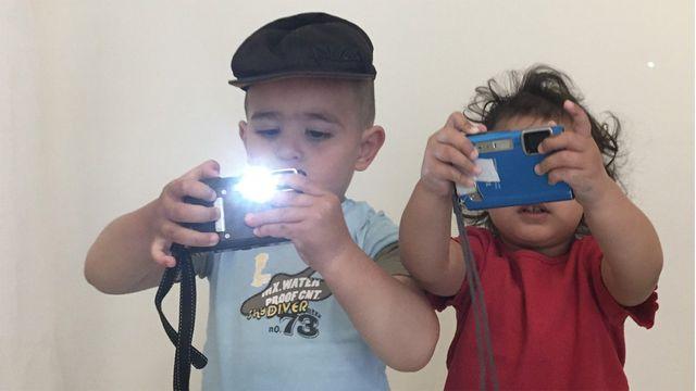 Lärarrummet : Kameran som pedagogiskt verktyg på förskolan