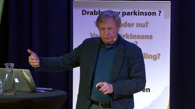 UR Samtiden - Parkinsons ansikte : Smärta vid parkinson
