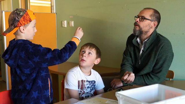 Lärlabbet : Förhållningssätt och bemötande