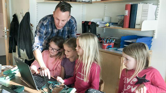 Lärarrummet : Programmeringssuccé för alla elever