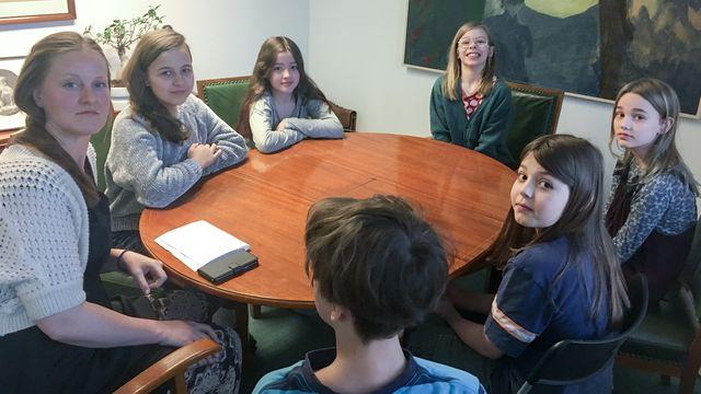 Lärarrummet : Sokratiska samtal leder till kunskapstörst