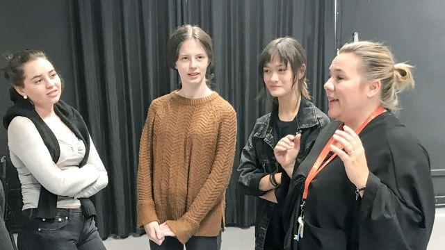 Lärarrummet : Tv-serien Skam, vägen in till Shakespeares verk