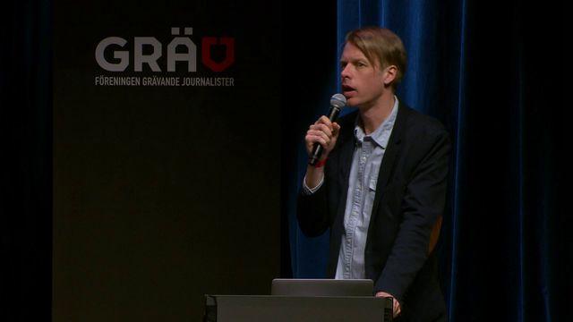 UR Samtiden - Gräv 2017 : Journalist i Turkiet - panelsamtal om Erdogan och den fria pressen