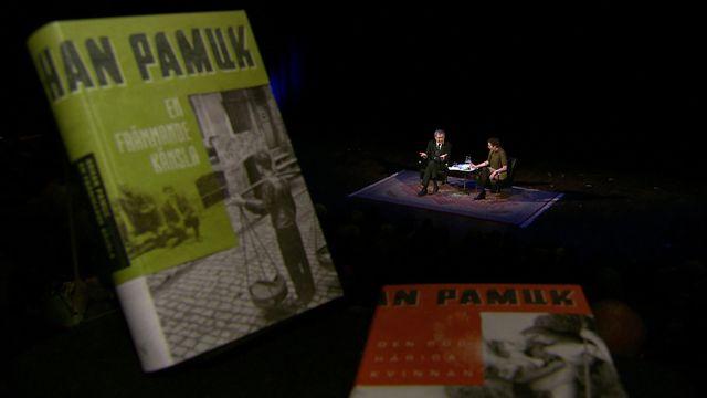 UR Samtiden - Ett samtal med Orhan Pamuk : Ett samtal med Orhan Pamuk