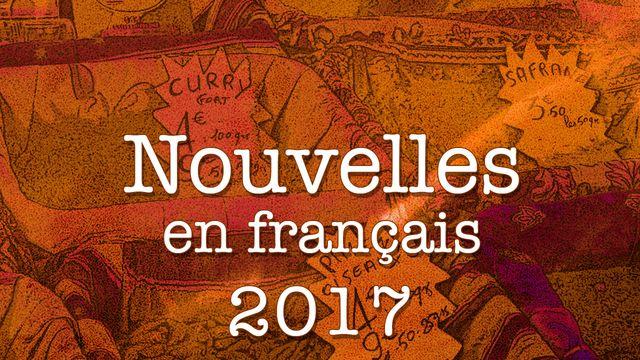 Nouvelles en français : 2017-09-02