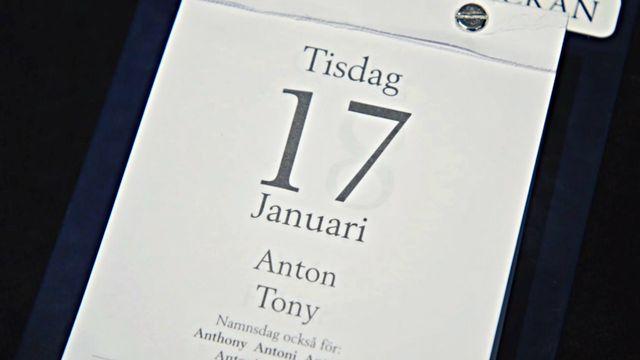 Svenska för alla : Veckodagar