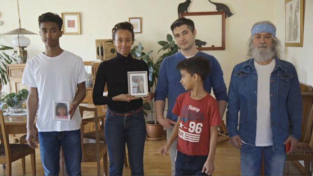 Svenska för alla : Familj