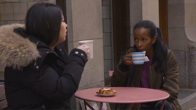 Svenska för alla : Så beställer du en fika på ett café
