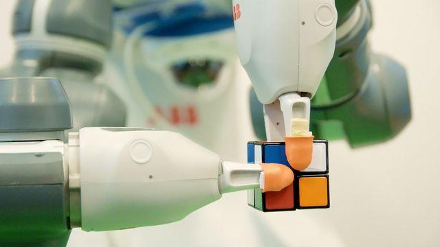 Forskare för framtiden : Självstyrande maskiner