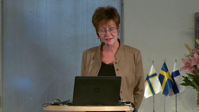 UR Samtiden - Språkseminarium i finska 2017 : Den sverigefinska litteraturens tillstånd