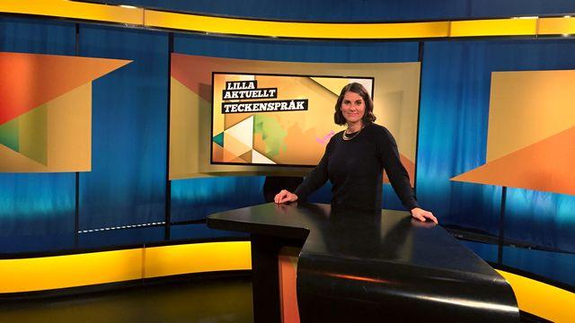 Lilla Aktuellt teckenspråk : 2017-09-22
