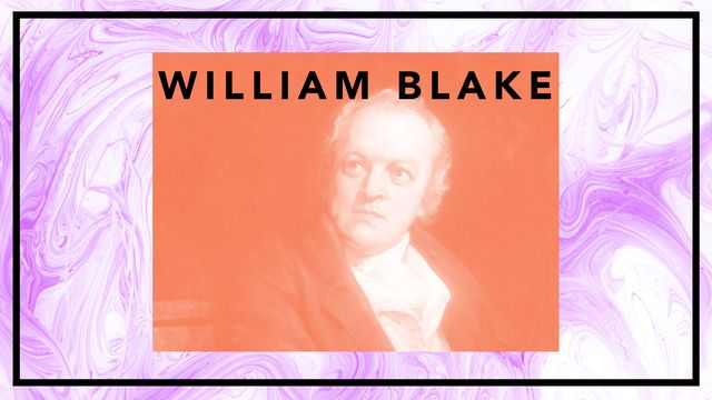 Bildningsbyrån - tänka mot strömmen : William Blake - andra världar