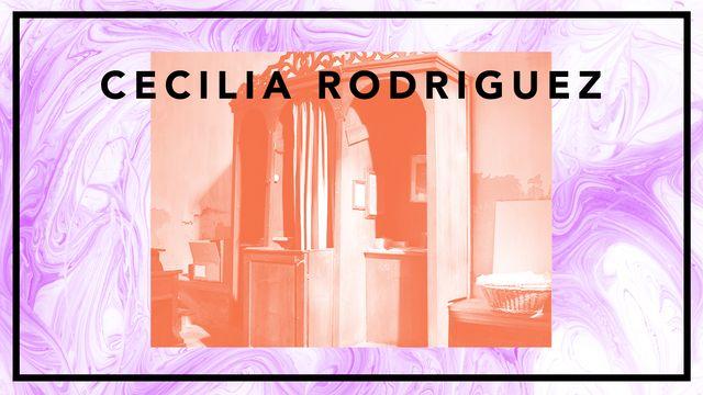 Bildningsbyrån - tänka mot strömmen : Cecilia Rodriguez - extraordinär vällust