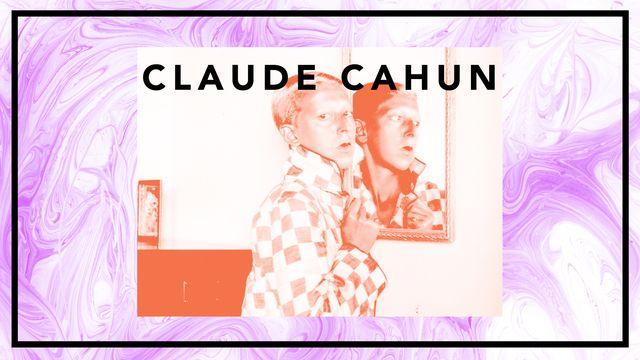 Bildningsbyrån - tänka mot strömmen : Claude Cahun - surrealistisk selfie-rebell