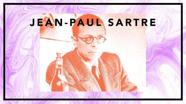 Bildningsbyrån - tänka mot strömmen : Sartre - kvinnorna och existentialismen