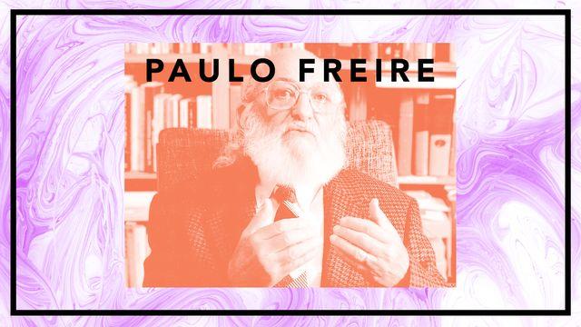 Bildningsbyrån - tänka mot strömmen : Paulo Freire - de förtrycktas pedagogik
