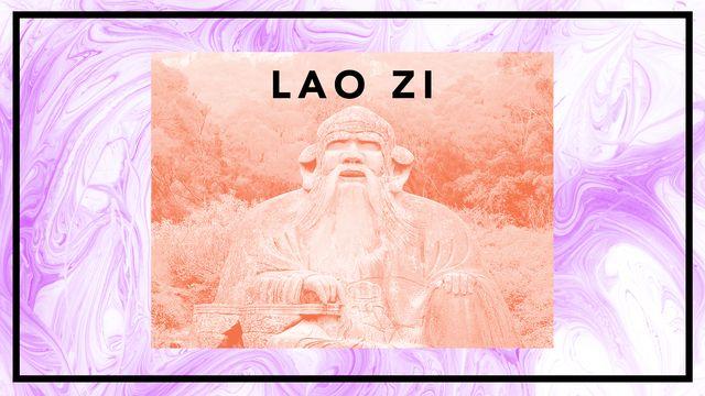 Bildningsbyrån - tänka mot strömmen : Lao Zi - Tao universums källa