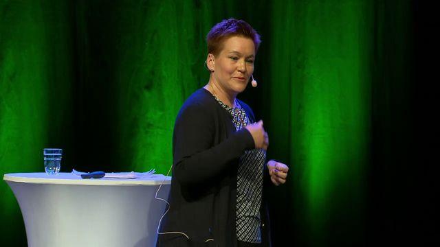 UR Samtiden - Demensdagarna 2017 : Om tröst och demens