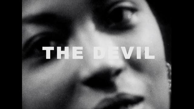 Kortfilmsklubben - engelska : The Devil