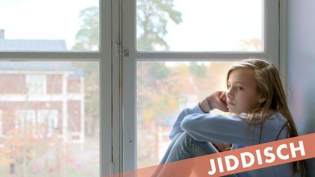 Berätta för mig - jiddisch : Osynlig