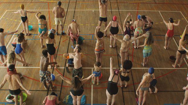 Kortfilmsklubben - franska : Le grand bain