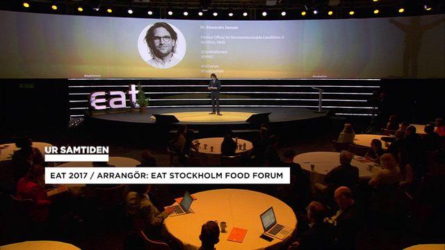 UR Samtiden - EAT 2017 : Innovatörer inom global påverkan