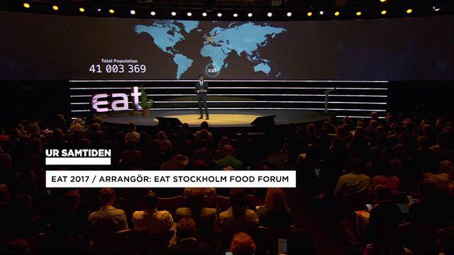 UR Samtiden - EAT 2017 : Klimatsmart matkultur i storstäder