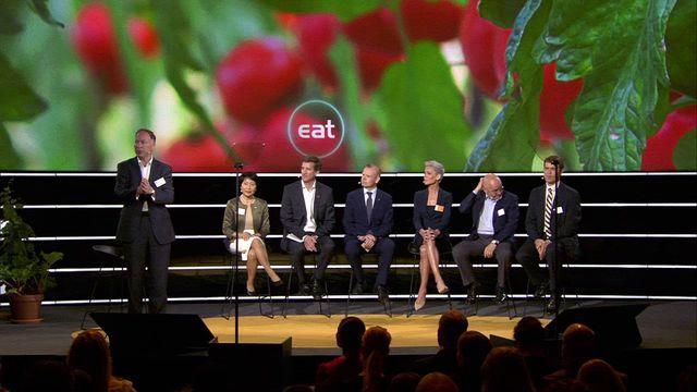 UR Samtiden - EAT 2017 : En gemensam hållbar näringskedja