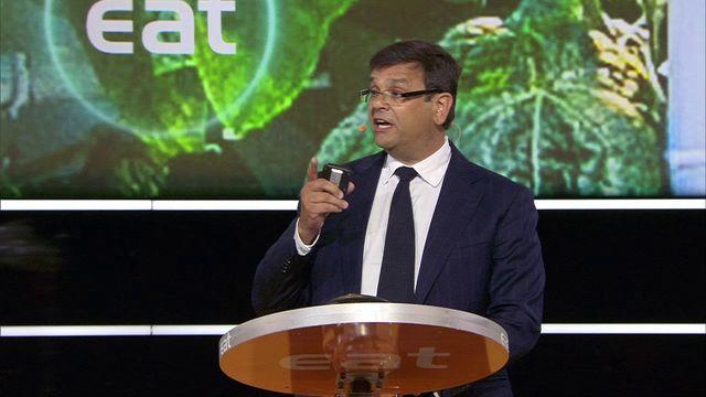 UR Samtiden - EAT 2017 : Investerarnas makt att förändra näringskedjan