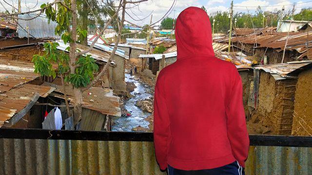 Barnsexhandel i världen : Flickorna i slummen