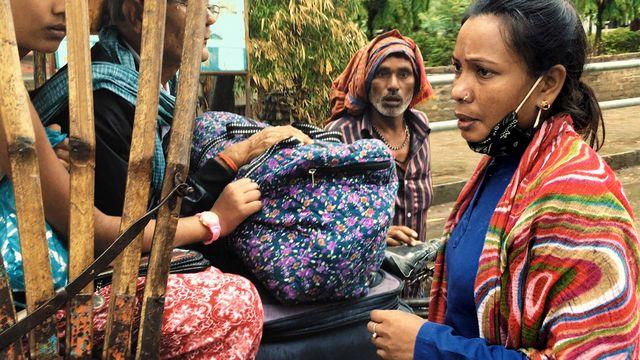 Barn till salu : Gränsvakter mot trafficking