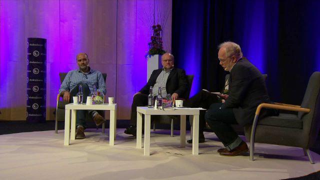 UR Samtiden - Bokmässan 2017 : Rasismens inverkan på det politiska samtalet