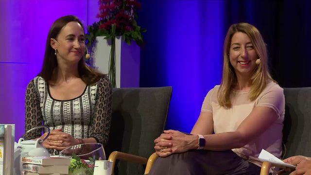 UR Samtiden - Bokmässan 2017 : Afternoon Tea med Jenny & Sophie