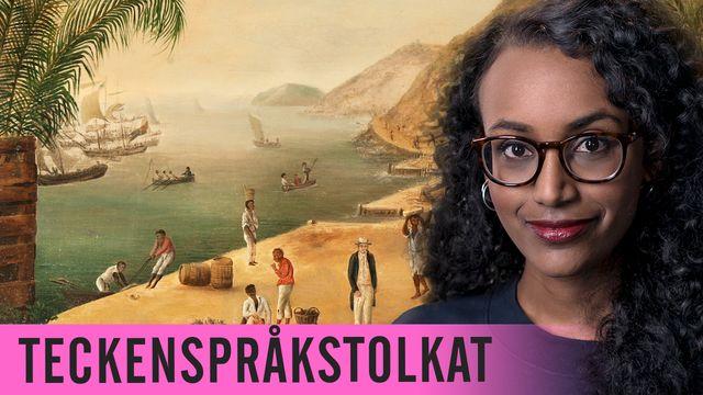 Nationen - teckenspråkstolkat : Svensk slavhandel