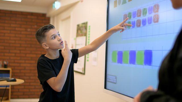 Programmera mera för lärare : Mönster