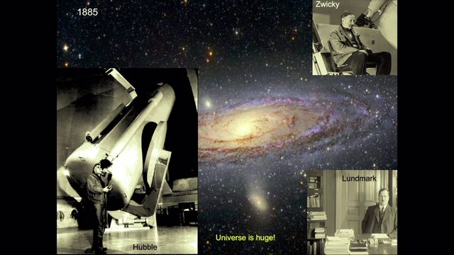UR Samtiden - Astrofysikens stora frågor : Jakten på supernovor