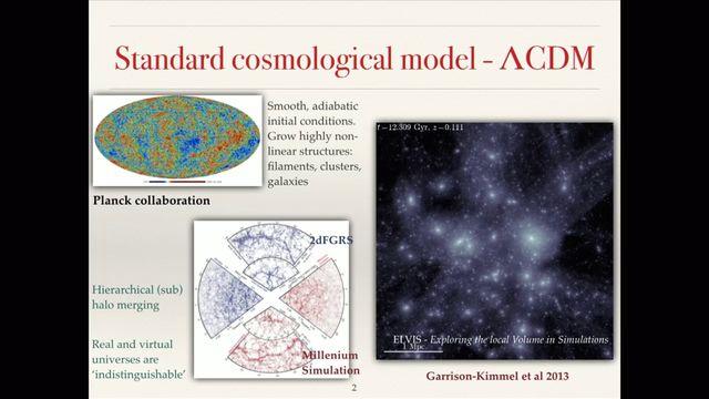 UR Samtiden - Astrofysikens stora frågor : Universum - bortom det synbara