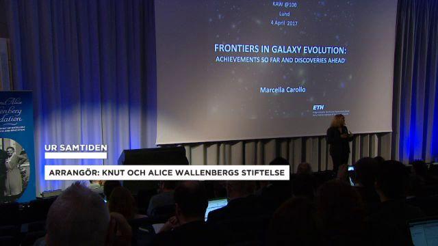 UR Samtiden - Astrofysikens stora frågor : Bortom gränserna - galaxernas evolution