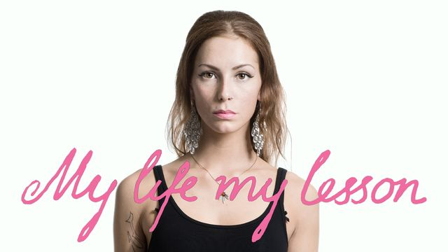 My life my lesson - syntolkat