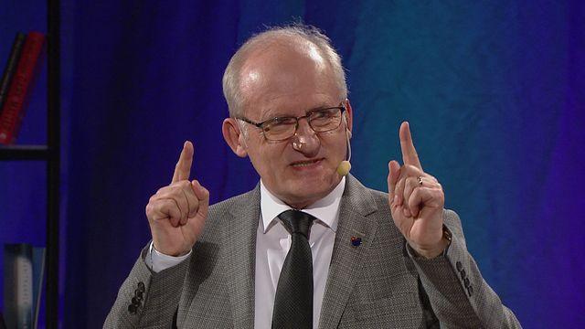 UR Samtiden - Bildning, mod och motstånd : Sverige sett på håll