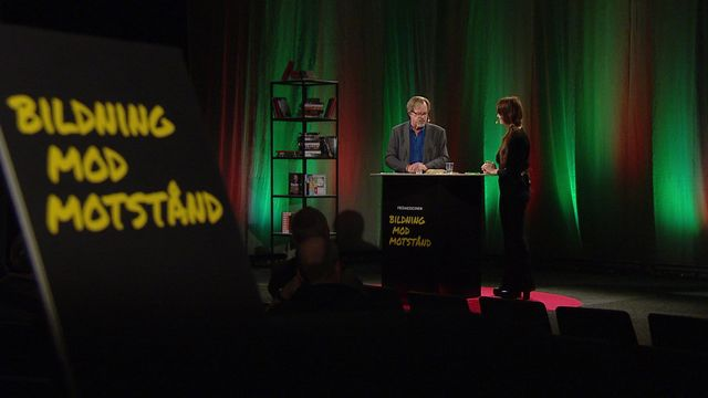 UR Samtiden - Bildning, mod och motstånd : Melodifestivalen och reformationen