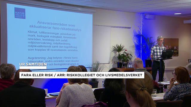 UR Samtiden - Fara eller risk? : Naturen