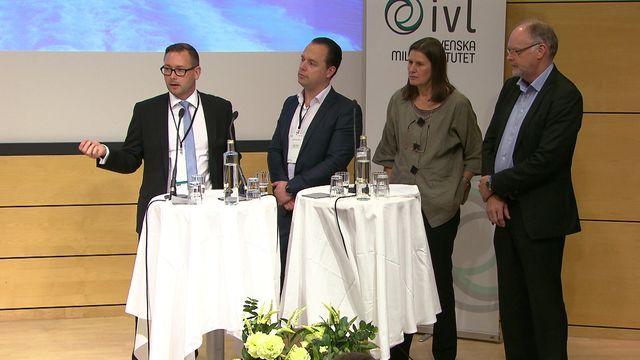 UR Samtiden - Östersjöseminarium 2017 : Hållbar sjöfart i Östersjön