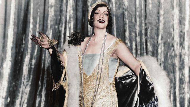 150c6d0c11af USA från svartvitt till färg: Bilder från 1920-talet - UR Play