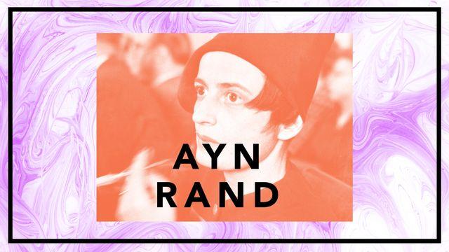 Bildningsbyrån - tänka mot strömmen : Ayn Rand - egoismens försvarare
