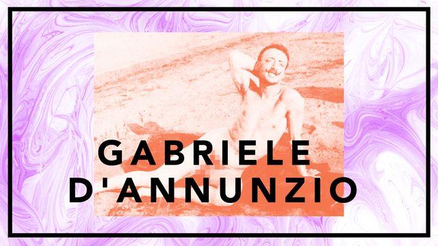 Bildningsbyrån - tänka mot strömmen : D'Annunzio - poeten bakom fascismen