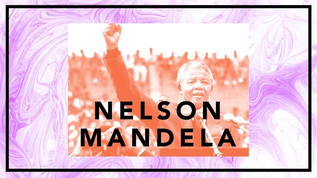 Bildningsbyrån - tänka mot strömmen : Nelson Mandela - offra sitt liv för rättvisan